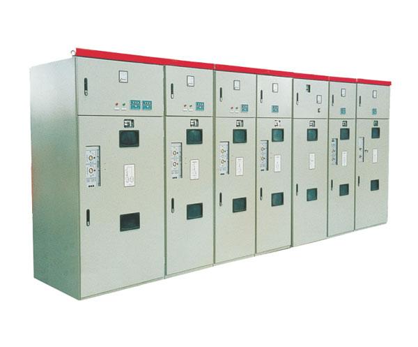 XGN20型固定式交流金属封闭环网开关设备